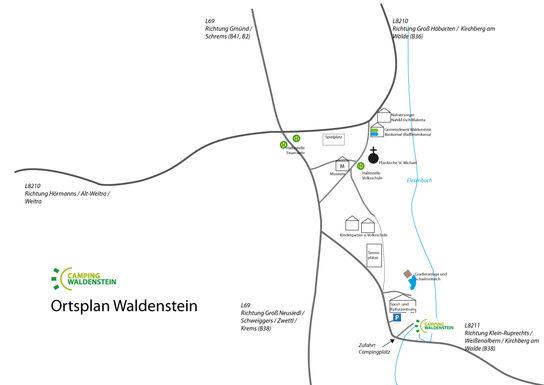 map sketch of Waldenstein
