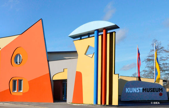 Kunstmuseum Waldviertel in Schrems