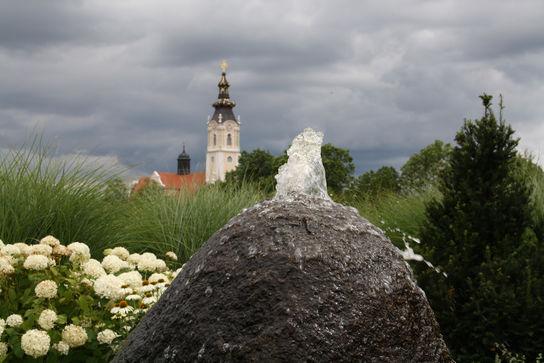 Garten Stift Altenburg