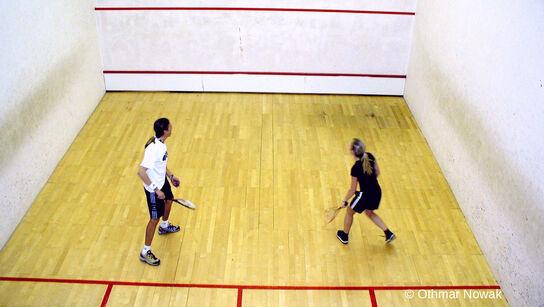 Squashhalle